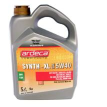 ARDECA SYNTH-XL 5W40 - 5L