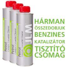 Benzines Katalizátor Tisztító Csomag
