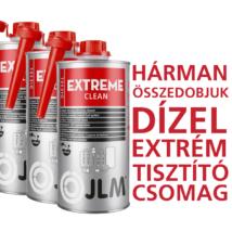 JLM Dízel Extrém Tisztító csomag