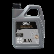 JLM 5W40 Prémium Minőségű Motorolaj 5 liter