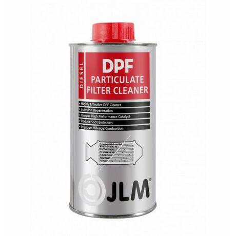 JLM Dízel DPF - Részecskeszűrő Tisztító 375ml