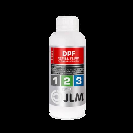 JLM DPF Részecskeszűrő Utántöltő Folyadék