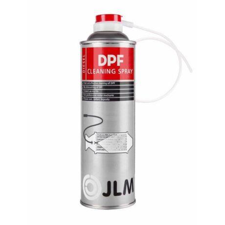 JLM Dízel DPF - Részecskeszűrő Tisztító Spray 400ml