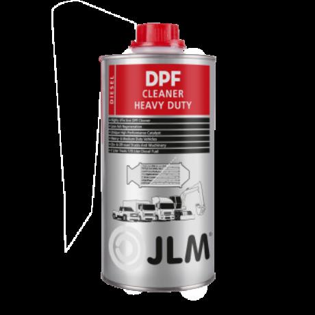 JLM Dízel DPF Tisztító Nehézgépjárművekhez